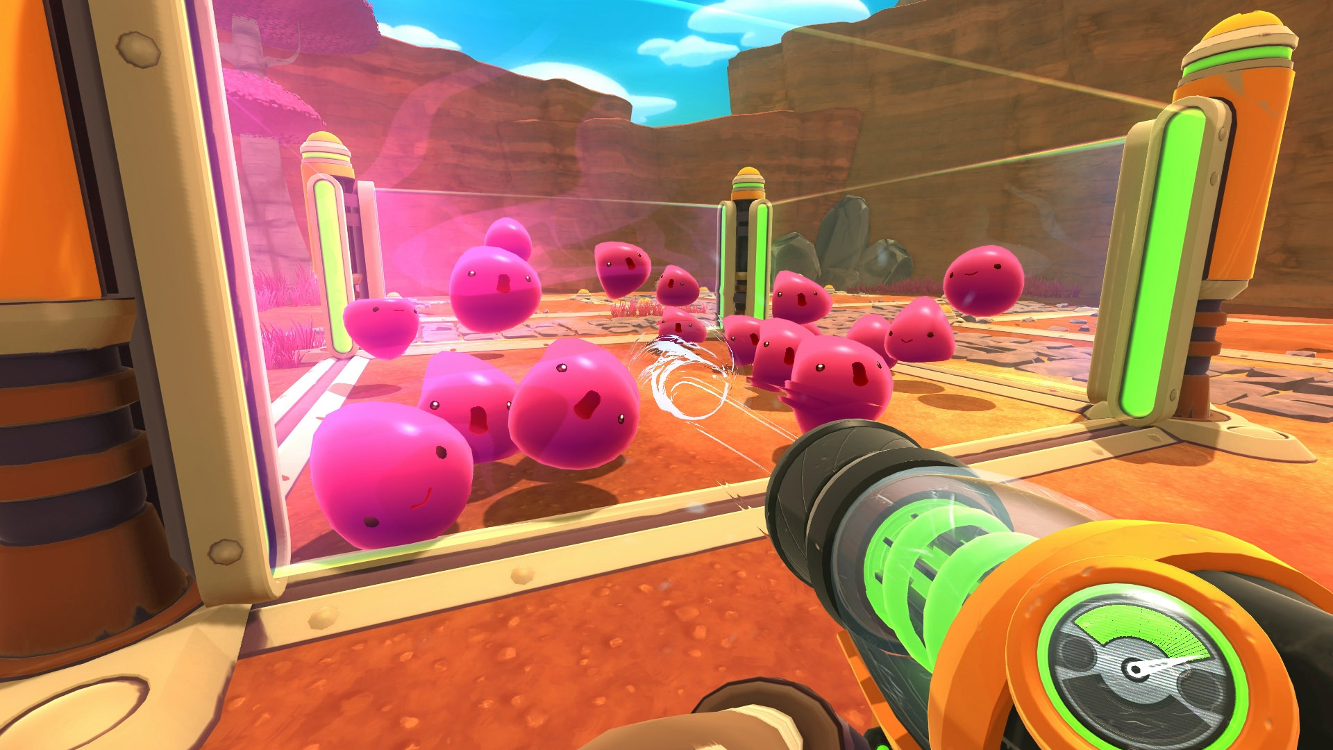 Pink Slime - All Slime Types in Slime Rancher