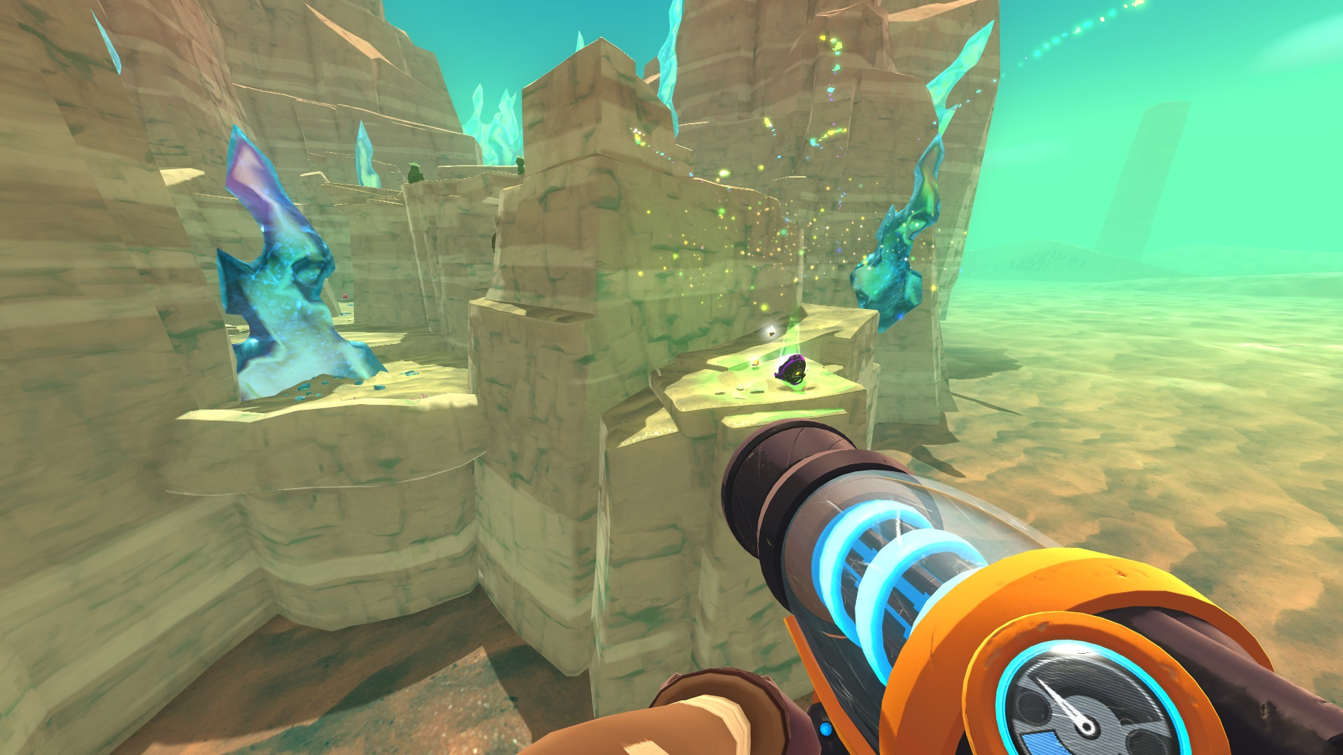 How to get a Treasure Cracker in Slime Rancher