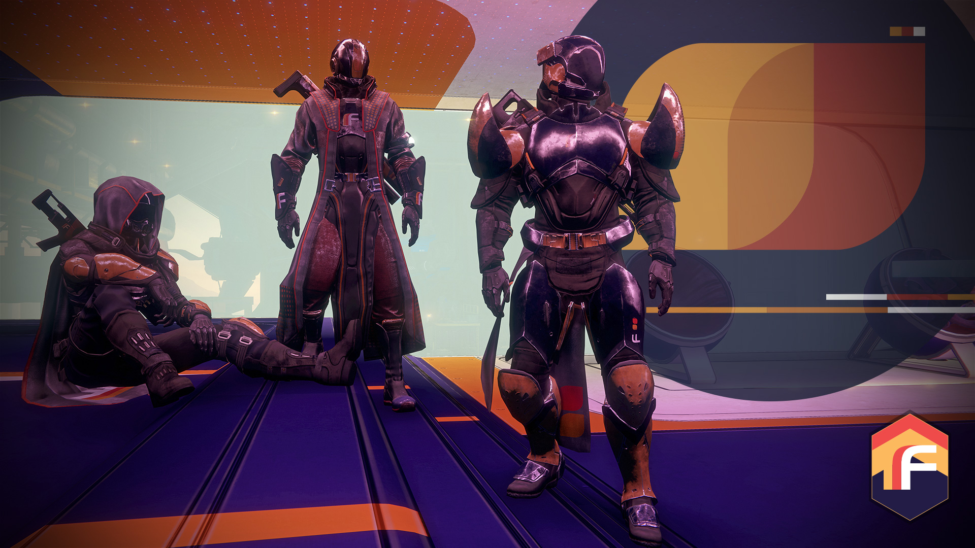Future War Cult has a few good items on offer, plus, they have a sweet new hangout location.