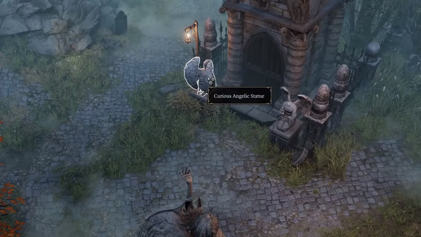 Divinity: Original Sin 2 - How to Fix the Angelic Statue in