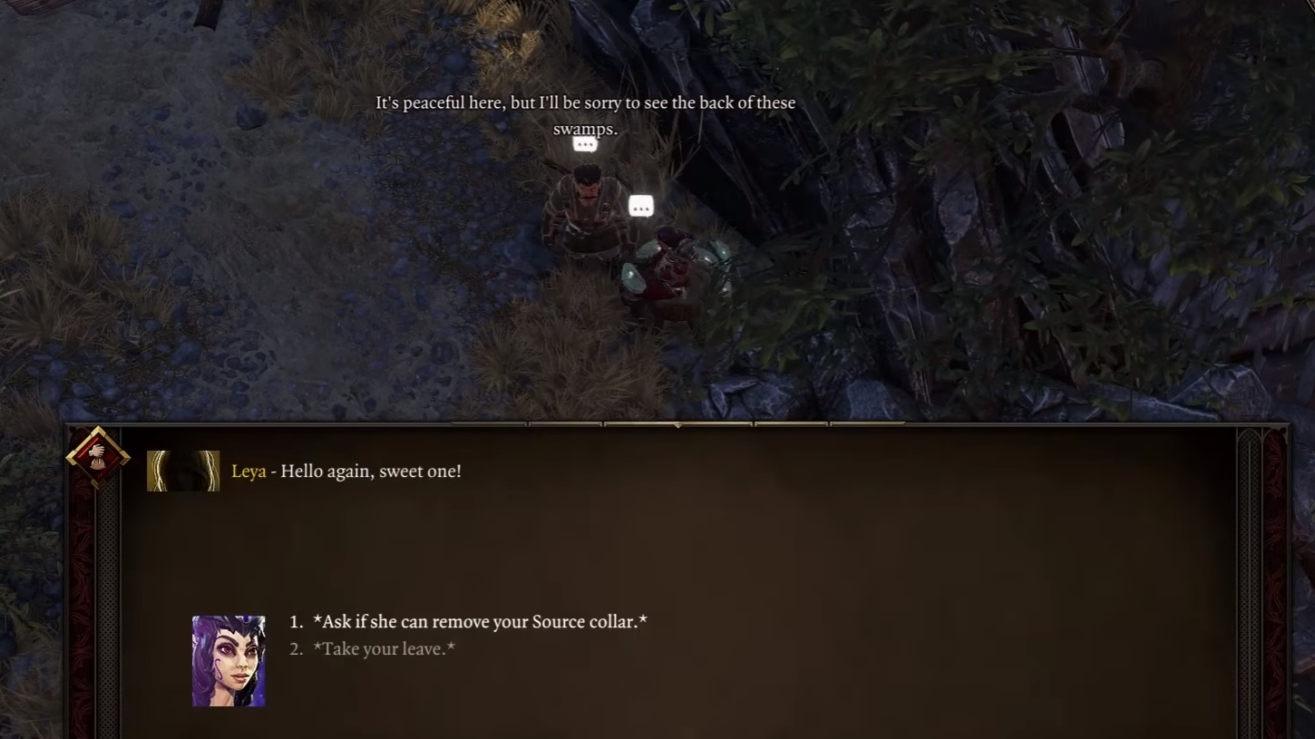 Divinity: Original Sin 2 - How to Remove Source Collars | AllGamers