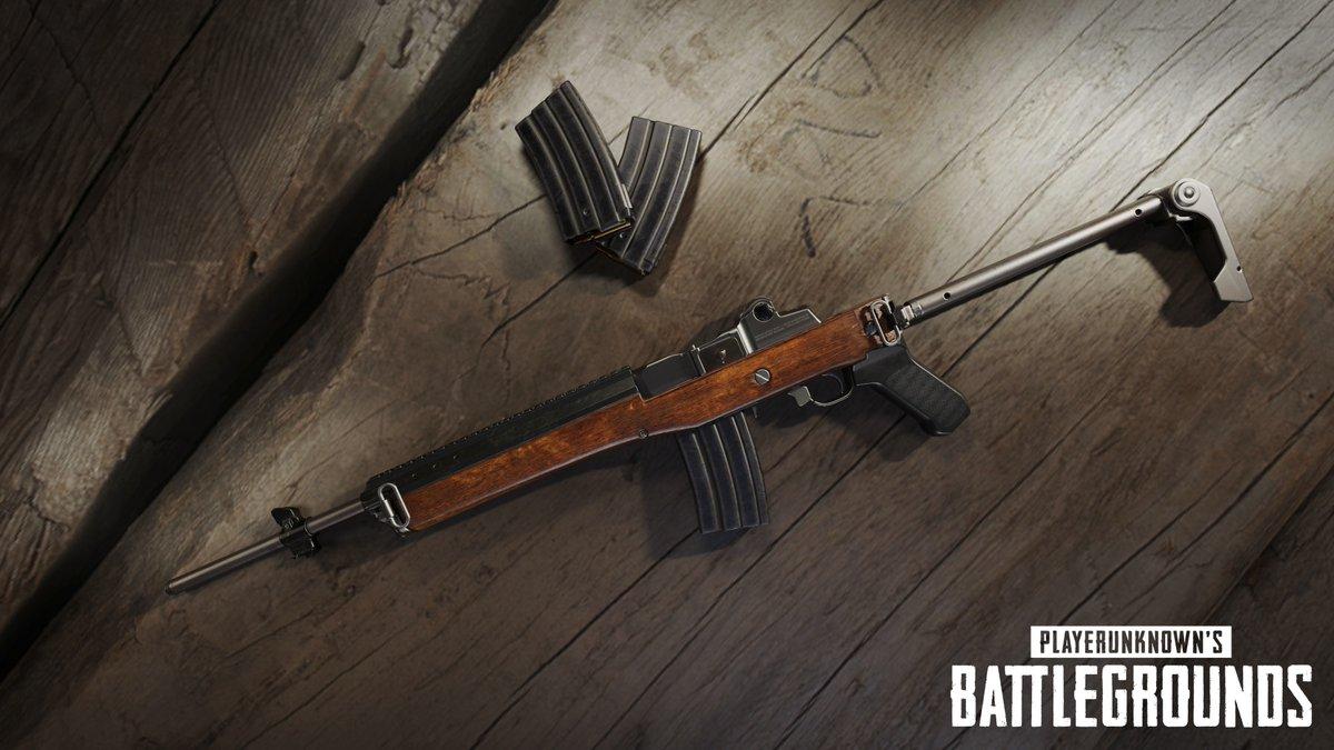 how to get the mini 14 gun in pubg allgamers