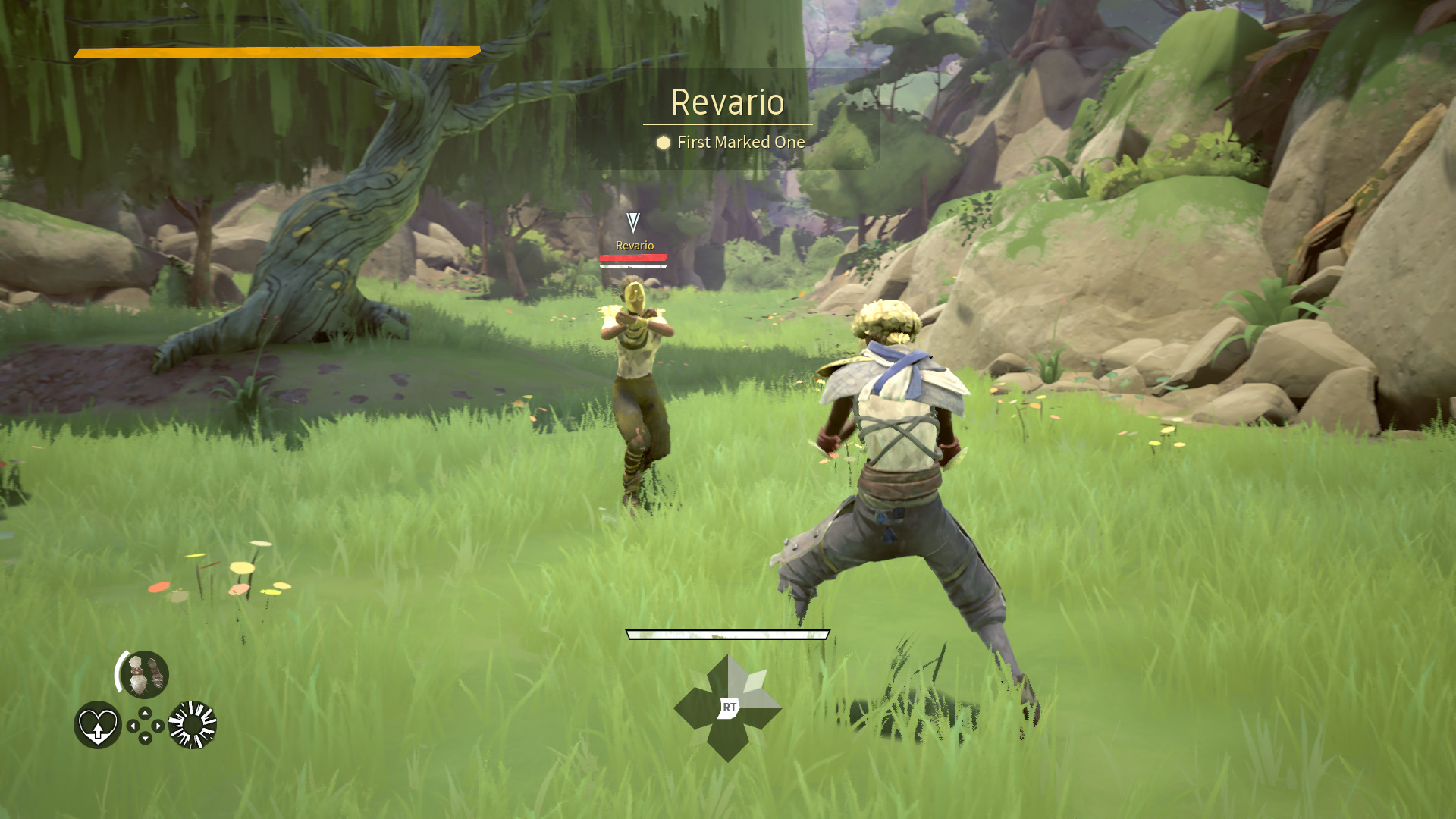 Below, you'll find the steps needed to locate every Marked One in Absolver
