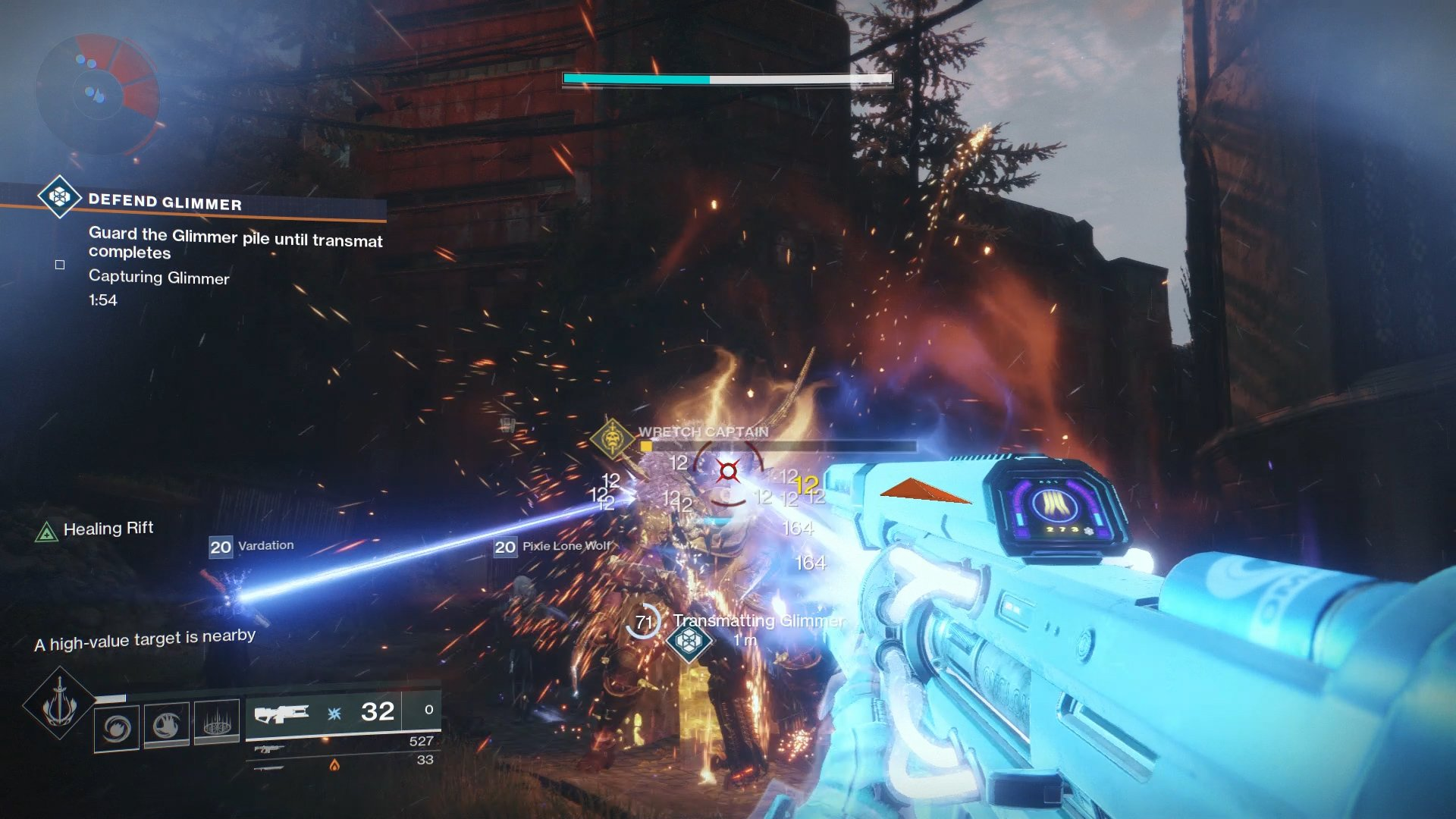 No matter your Power level, Heroic Public Events are chaotic moments that offer incredible rewards. They've been vastly improved over Destiny 1's Events.