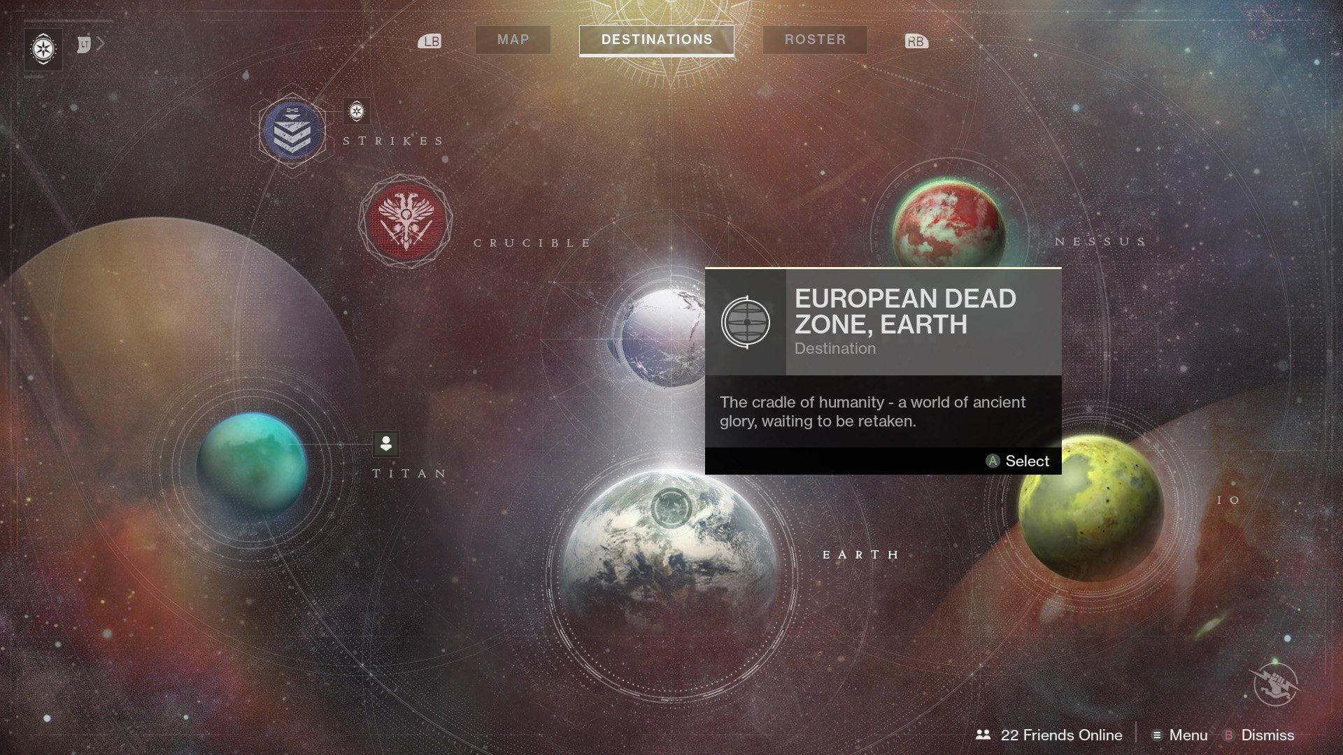 Tyra Karn location in Destiny 2 - The Farm image