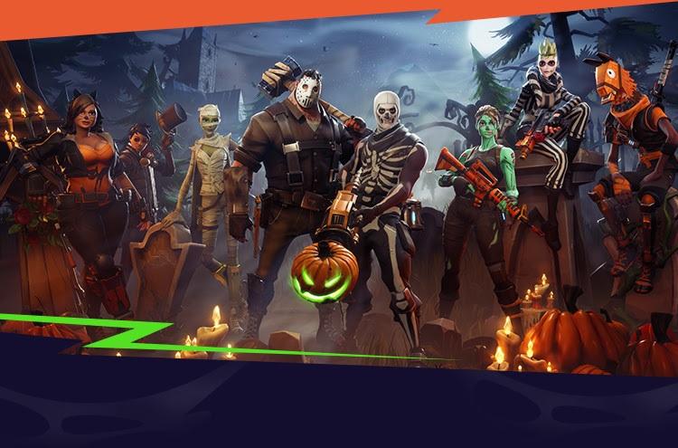 Halloween Fortnite Characters.Fortnite Battle Royale Halloween Costumes The Halloween And