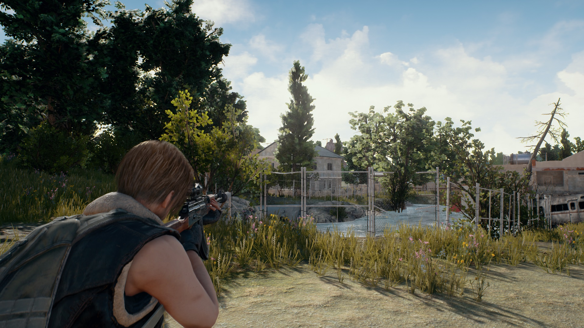 Vaulting and Climbing Coming to PUBG Test Servers in November