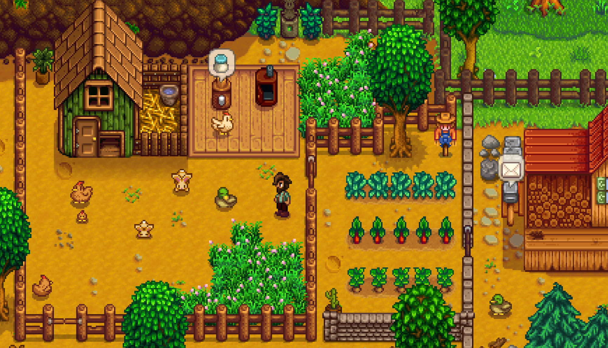 Best Spring Crops Stardew Valley