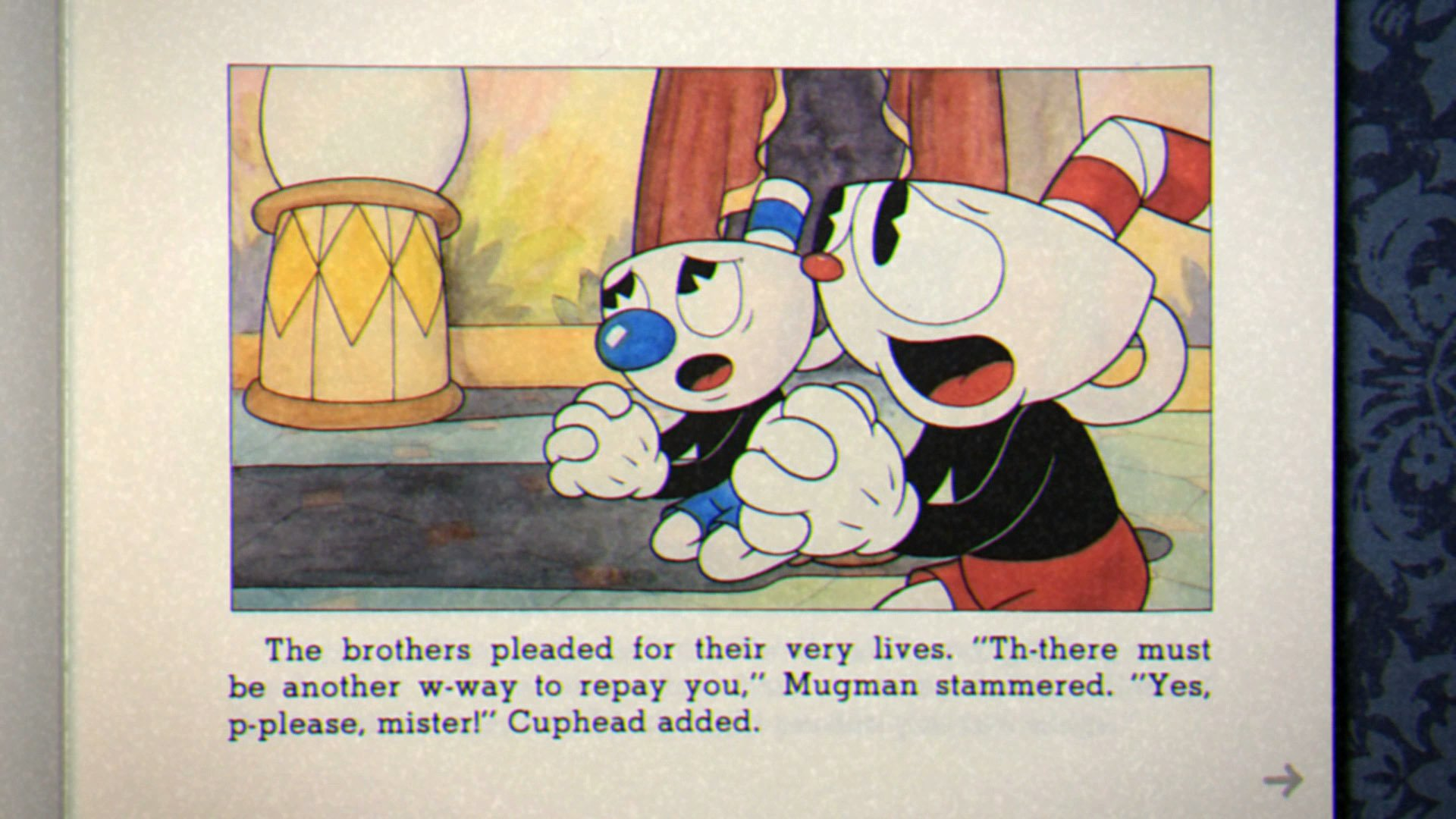Ducking helps avoid attacks that would usually hit Cuphead, the same goes for dashing out of trouble.