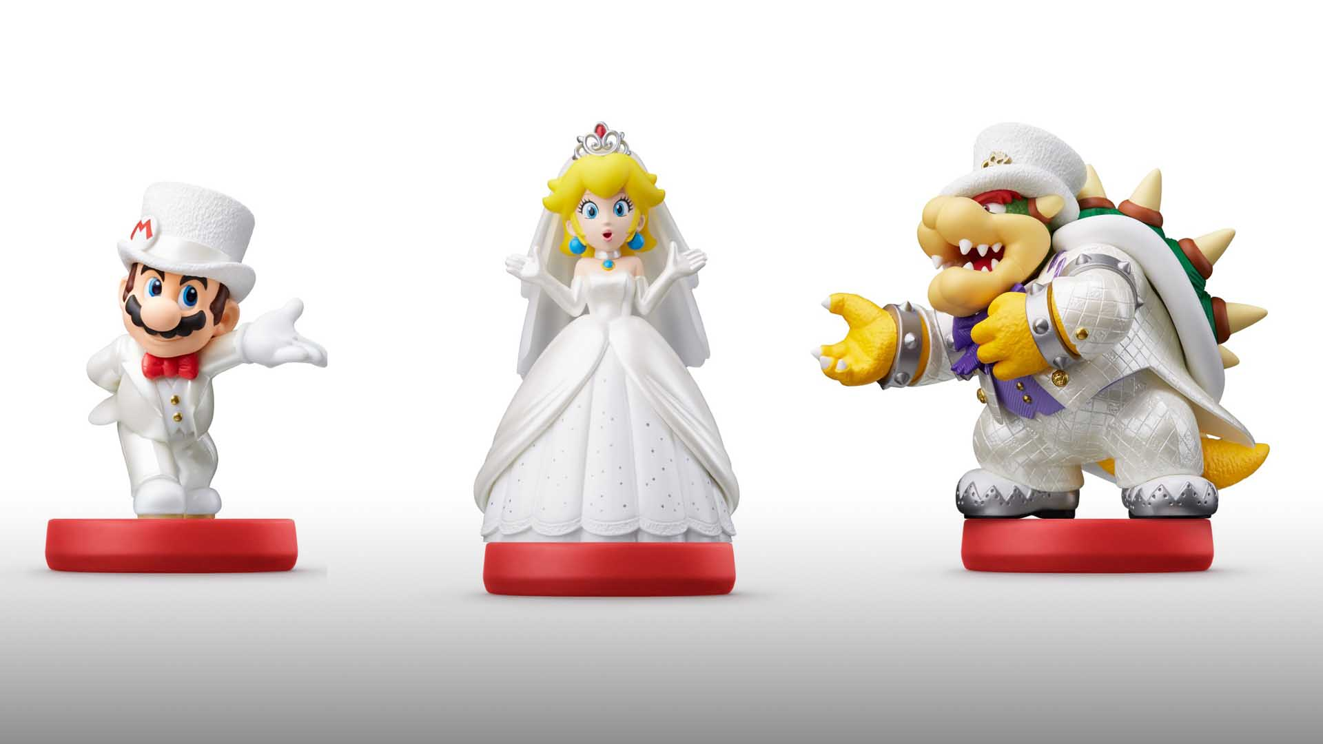 Mario Can Wear Peachs Wedding Dress In Mario Odyssey Allgamers