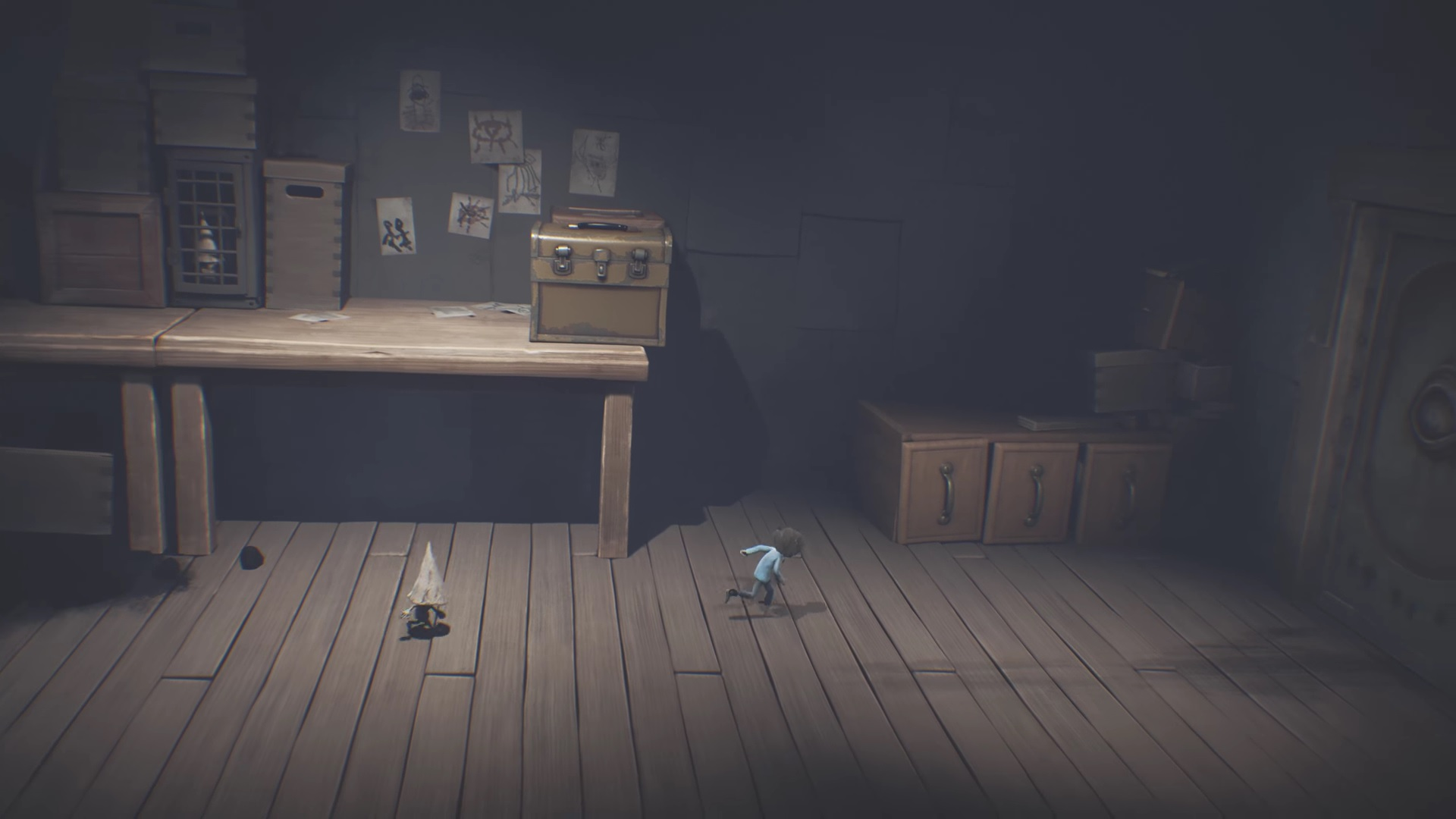 Walk Little Nightmares The Hideaway DLC