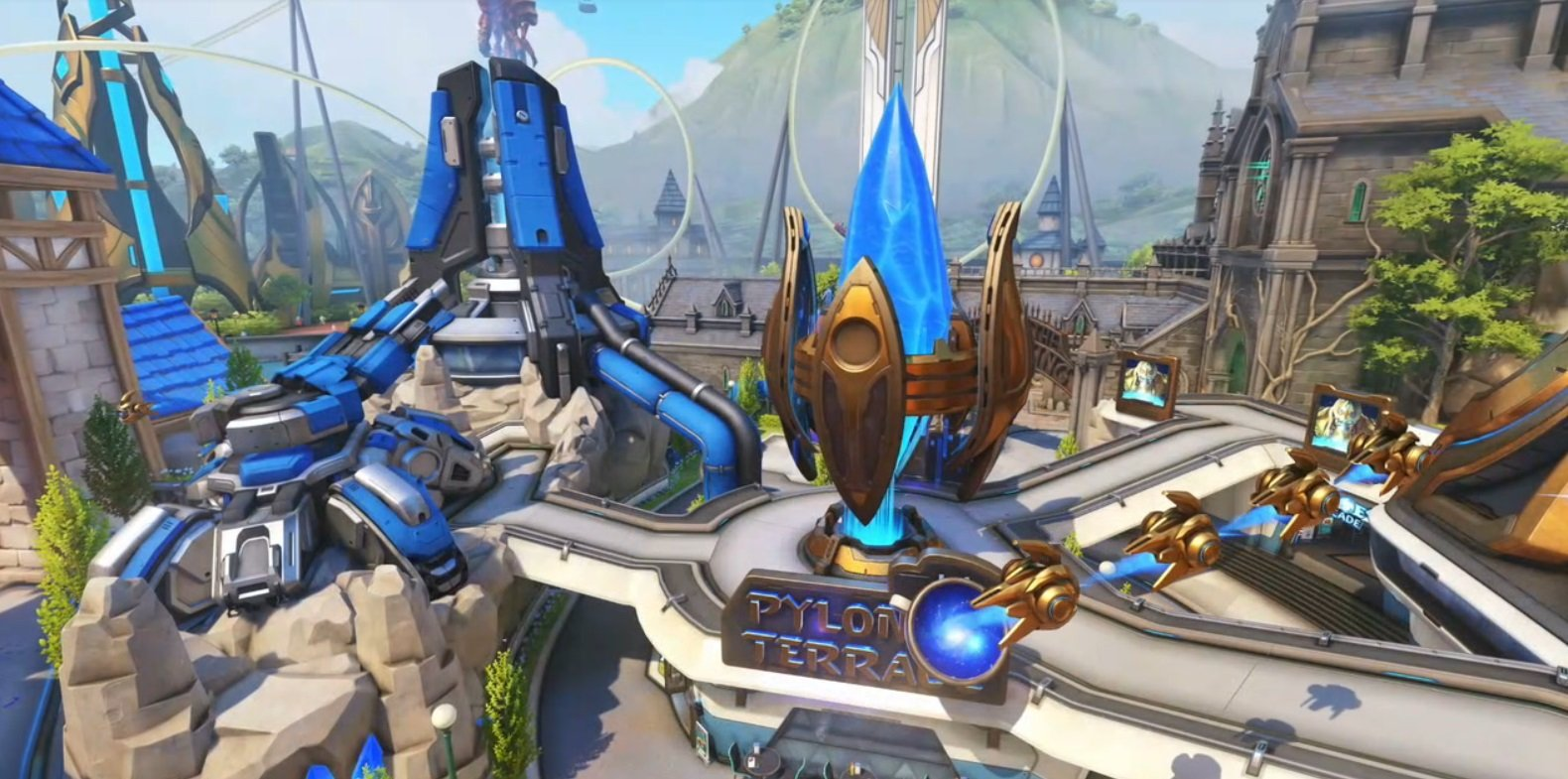 How To Dominate In Overwatch S Blizzard World Map Allgamers