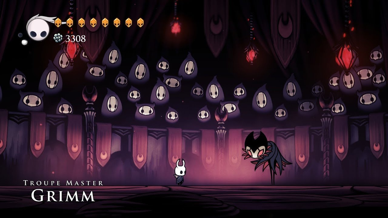 How To Complete The Grimm Troupe Quest In Hollow Knight Allgamers