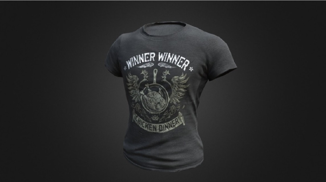 63e116bf50d9b The Pioneer Shirt will be available for free in PUBG on PC for a limited  time