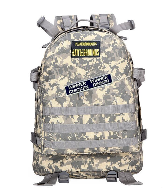 This is about as close as it gets to the PUBG backpack while also having its own unique flare.