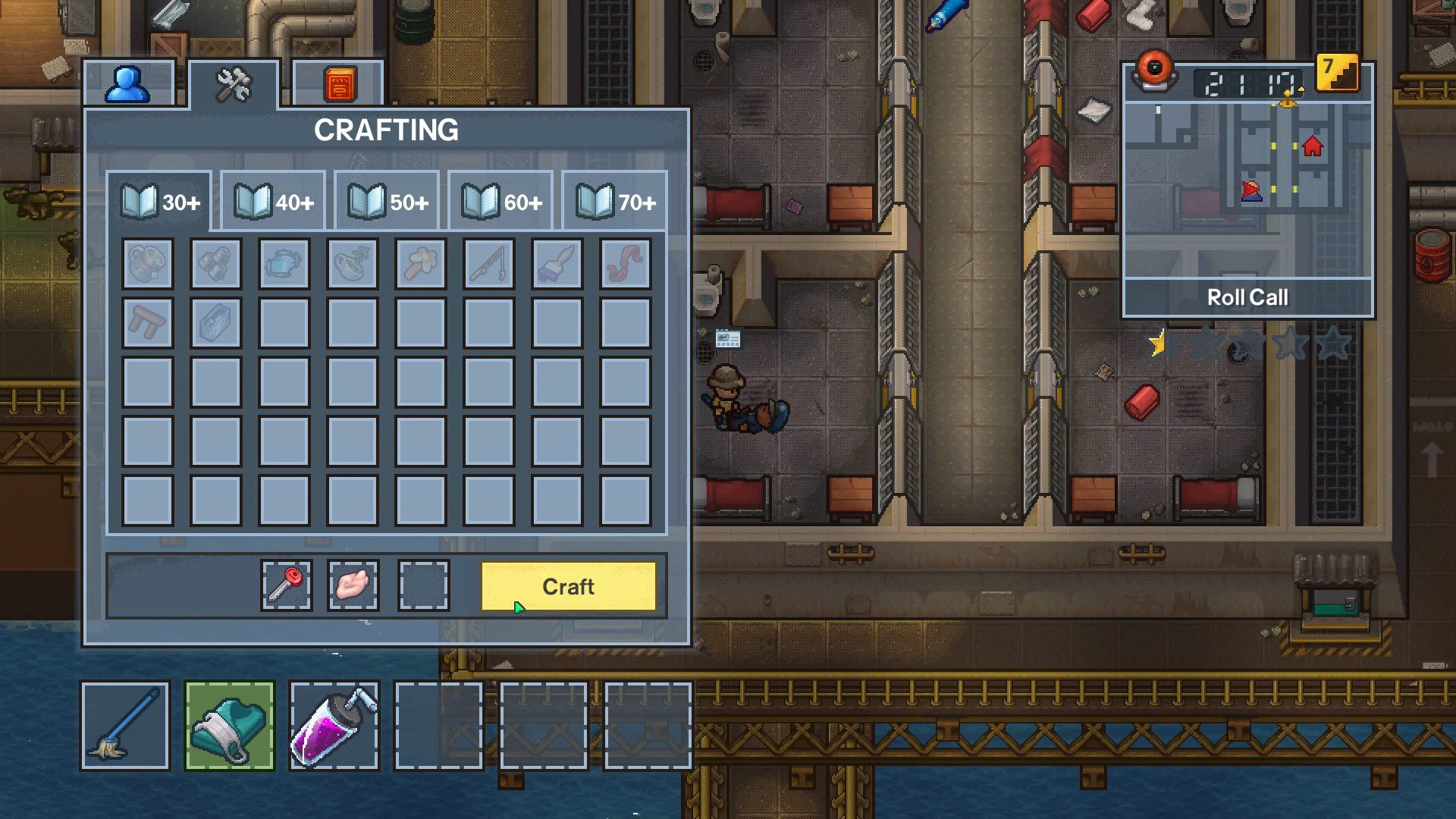The Escapists 2 Key Guide - How to Get a Plastic Key, Copy Guard