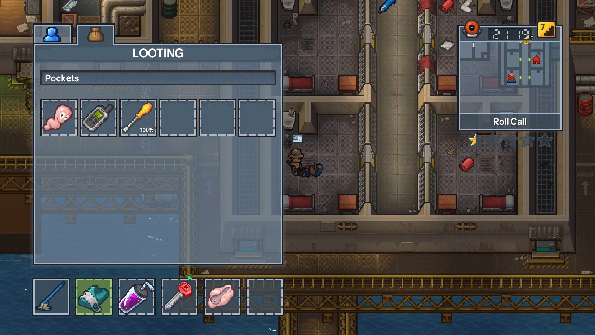 How to make blue putty in the escapists