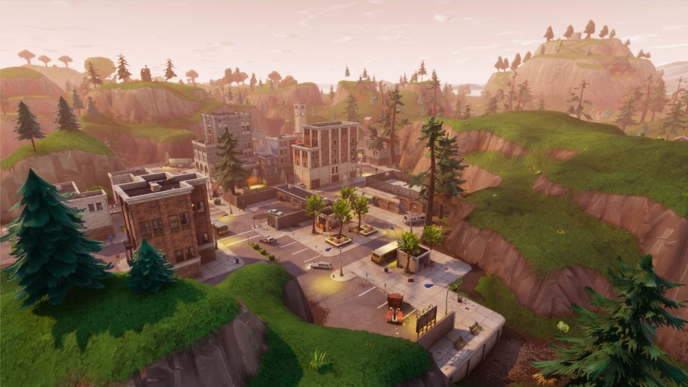Fortnite Battle Royale Guide To All New Cities And Locations