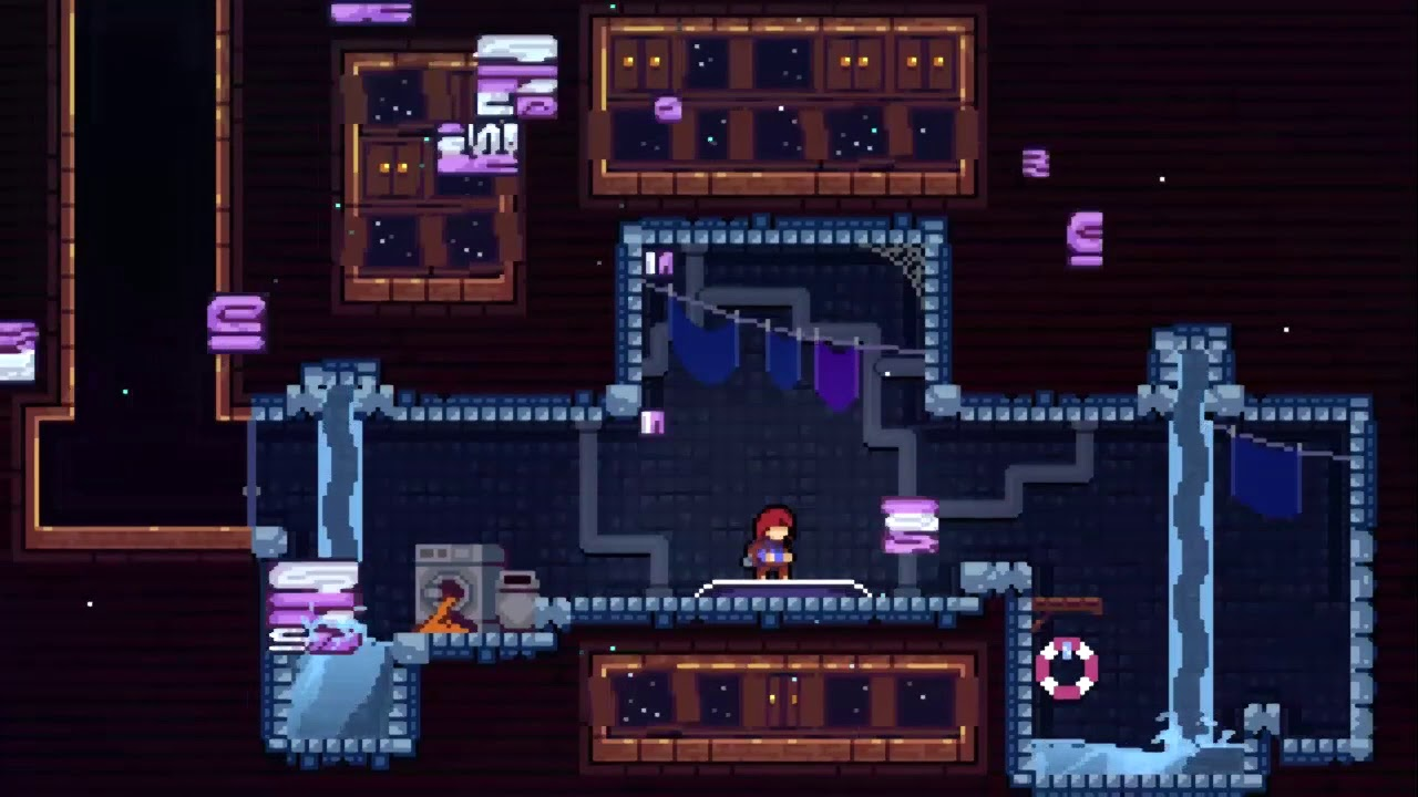 All 8 Crystal Heart Locations in Celeste