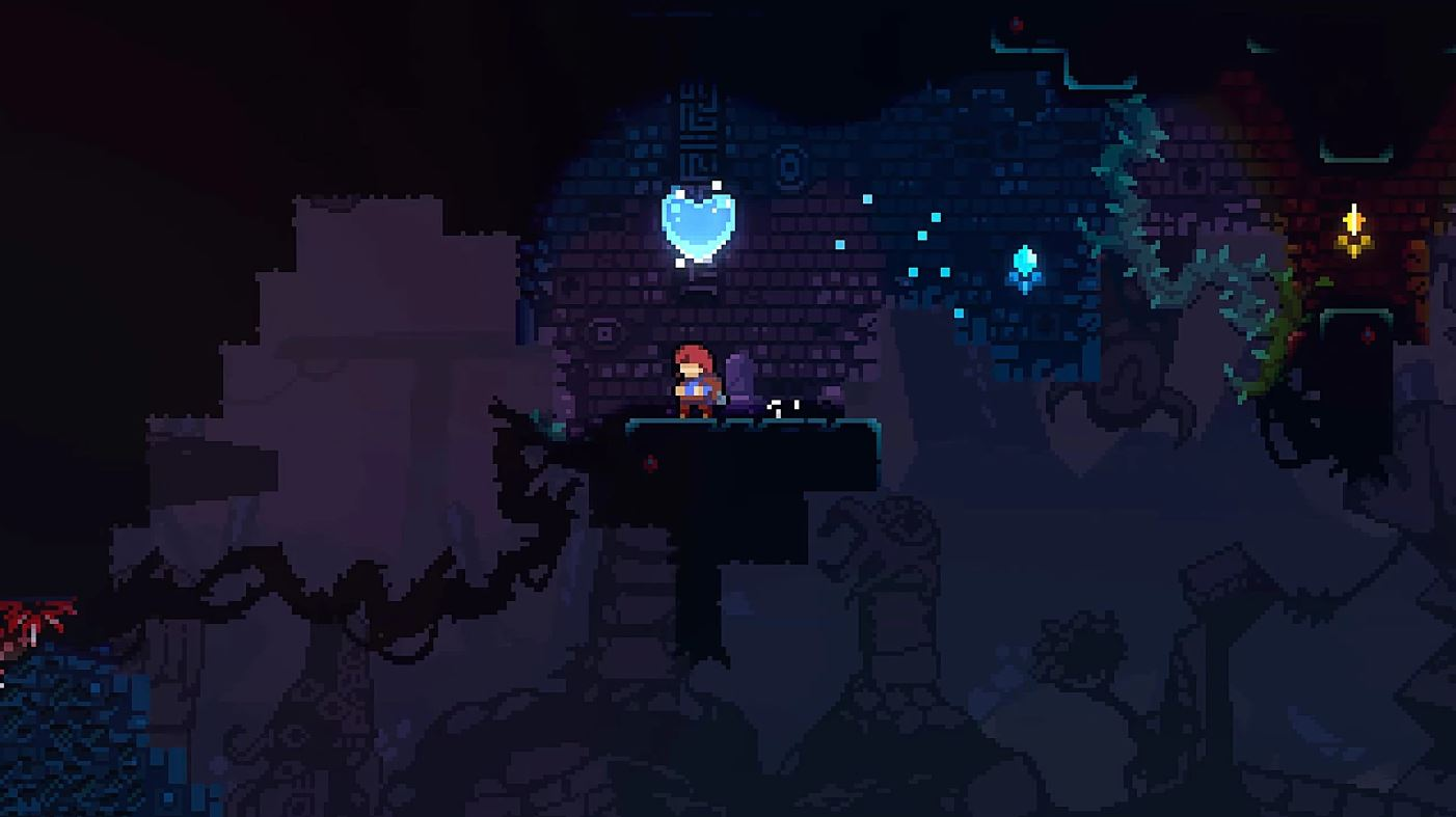 Where to find all Crystal Hearts in Celeste