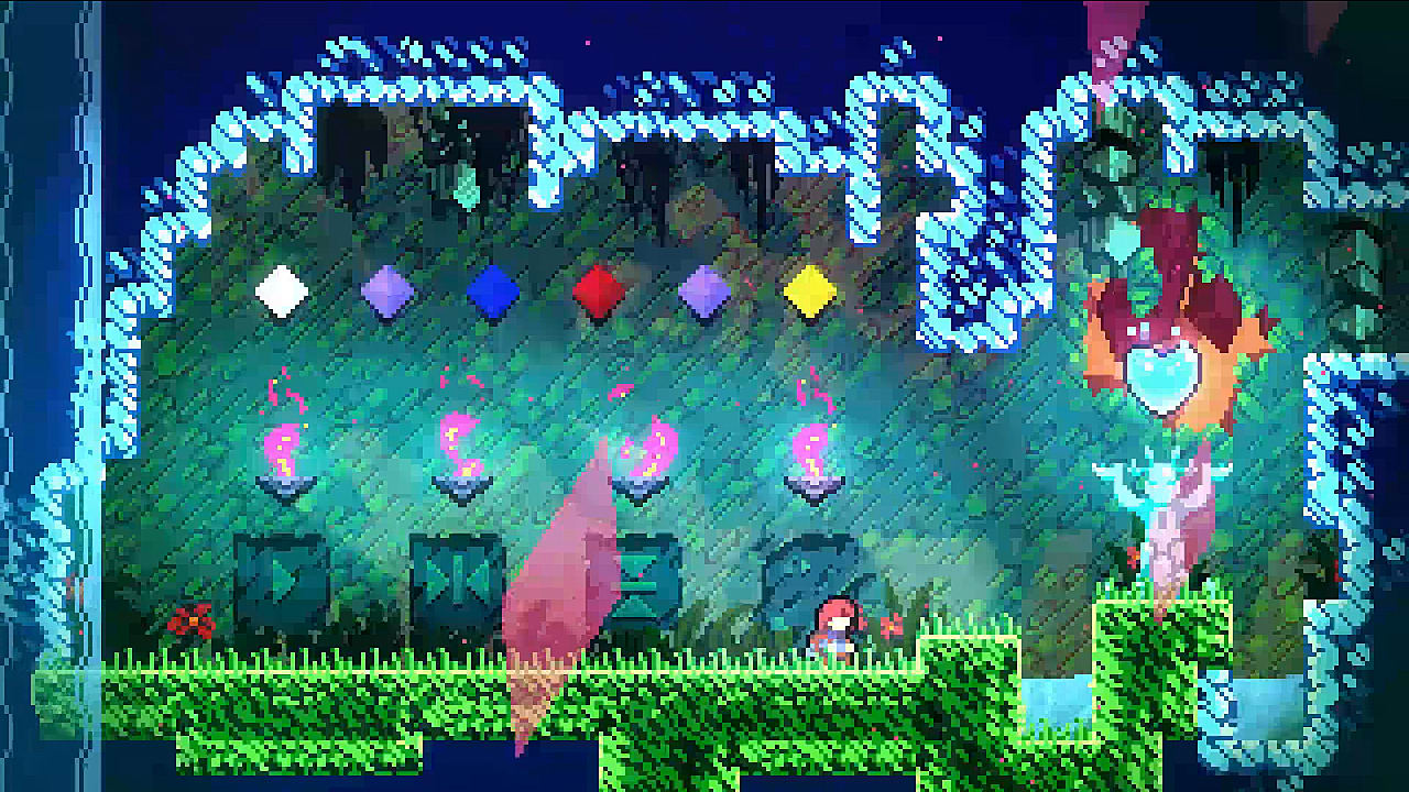 How to get all Crystal Hearts in Celeste