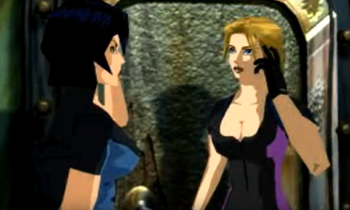 © Fear Effect 2: Retro Helix / Square Enix / Fair Use