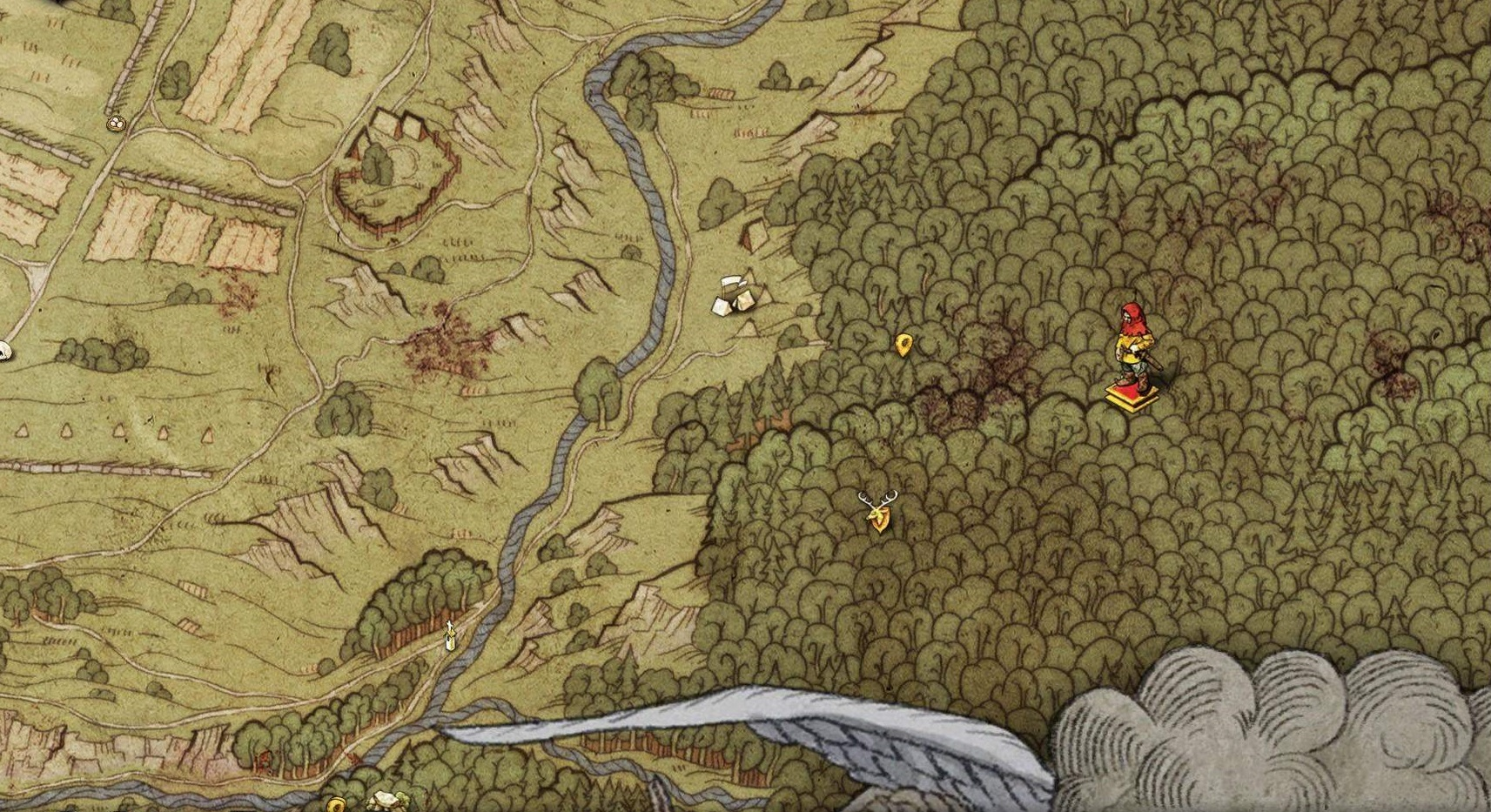 All 5 Ancient Map Loot Locations in Kingdom Come