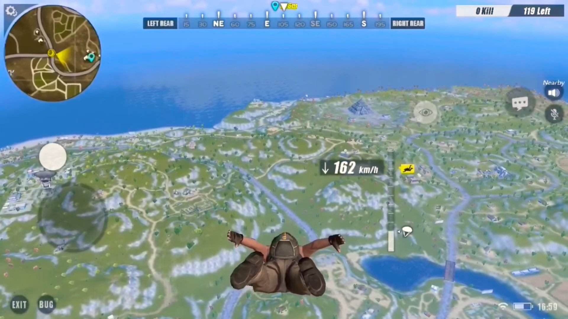 rules of survival download in android