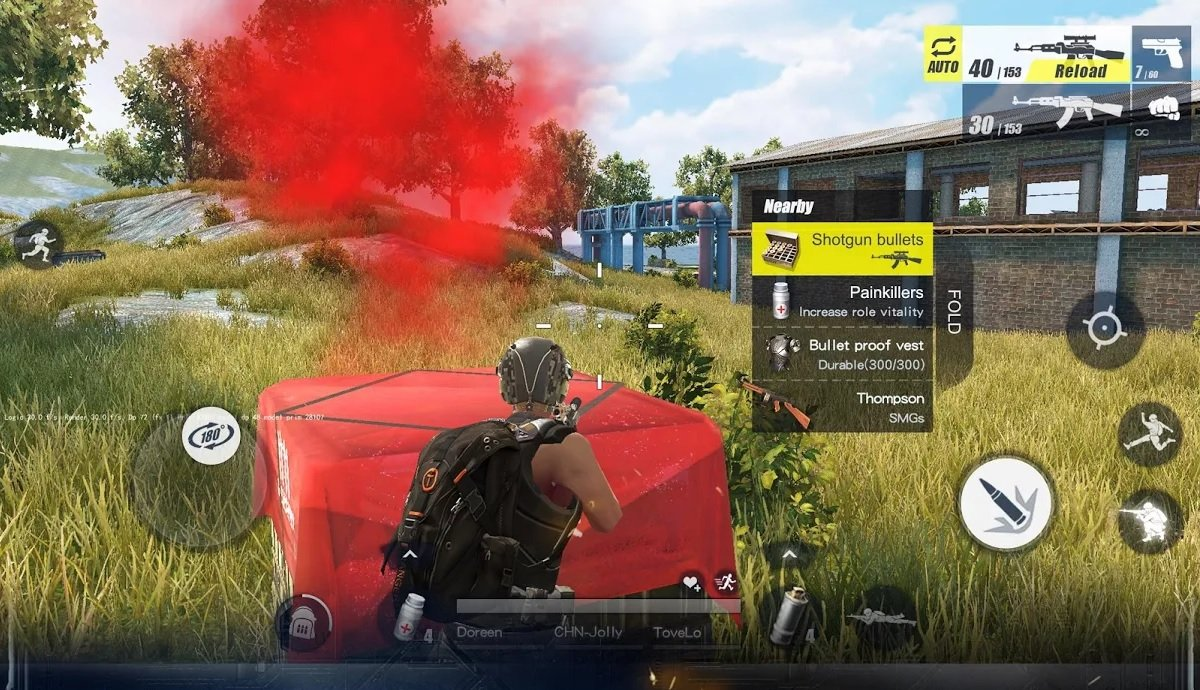 Rules of Survival / NetEase Games / Fair Use