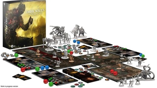 © Dark Souls: The Board Game / Steamforged Games / Fair Use