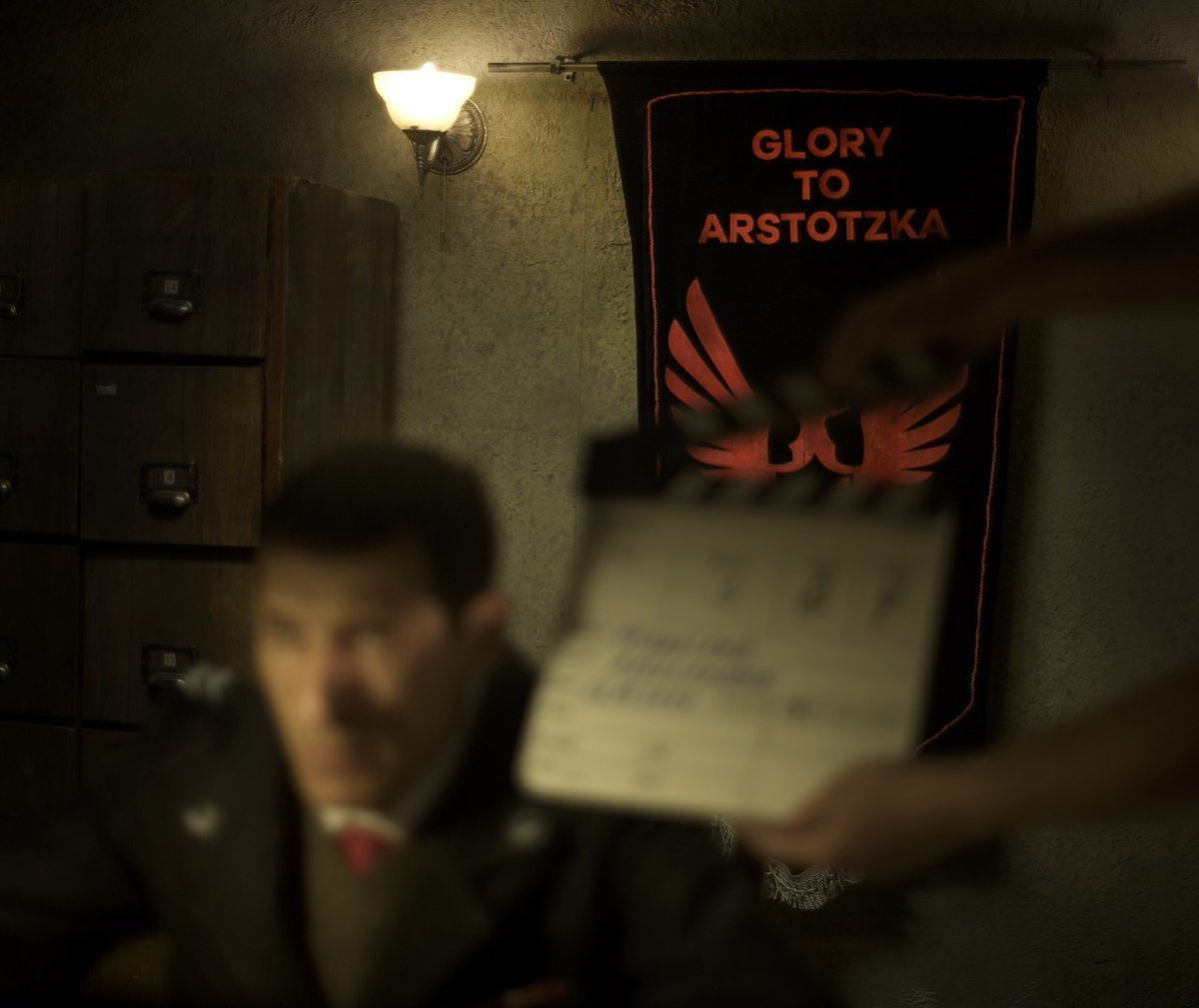 papers please the short film 2018