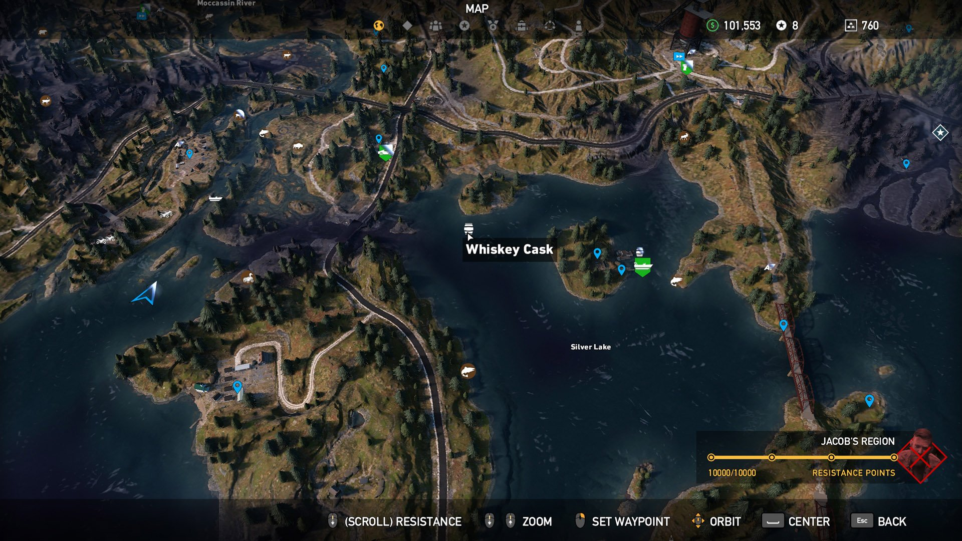 Far Cry 5 Guide All Whiskey Barrel Locations Allgamers