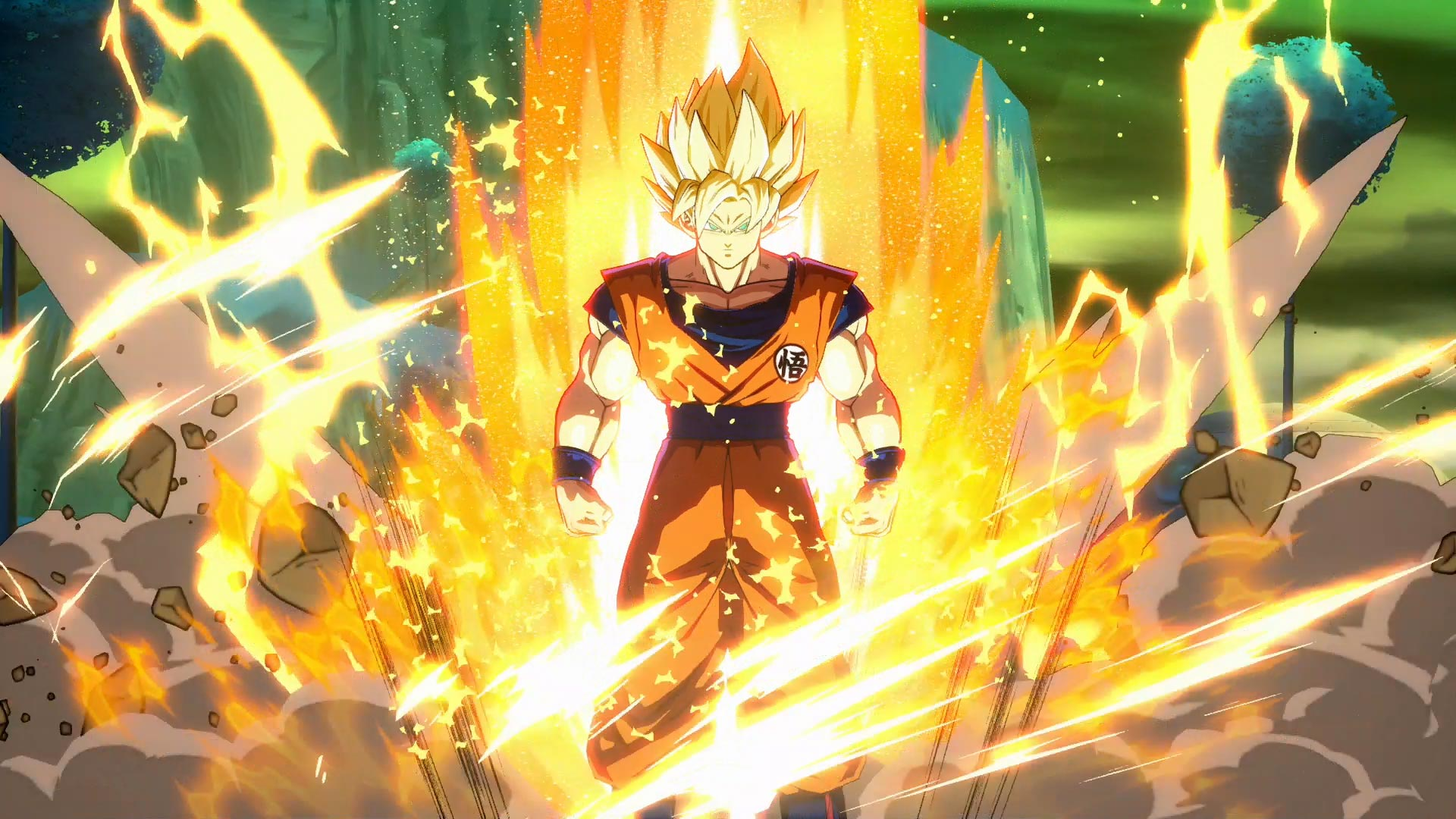 Dragon Ball FighterZ is a new kid on the fighting game block © Bandai Namco Entertainment
