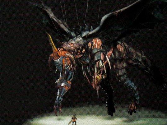 Monster Hunter's surprisingly dark lore