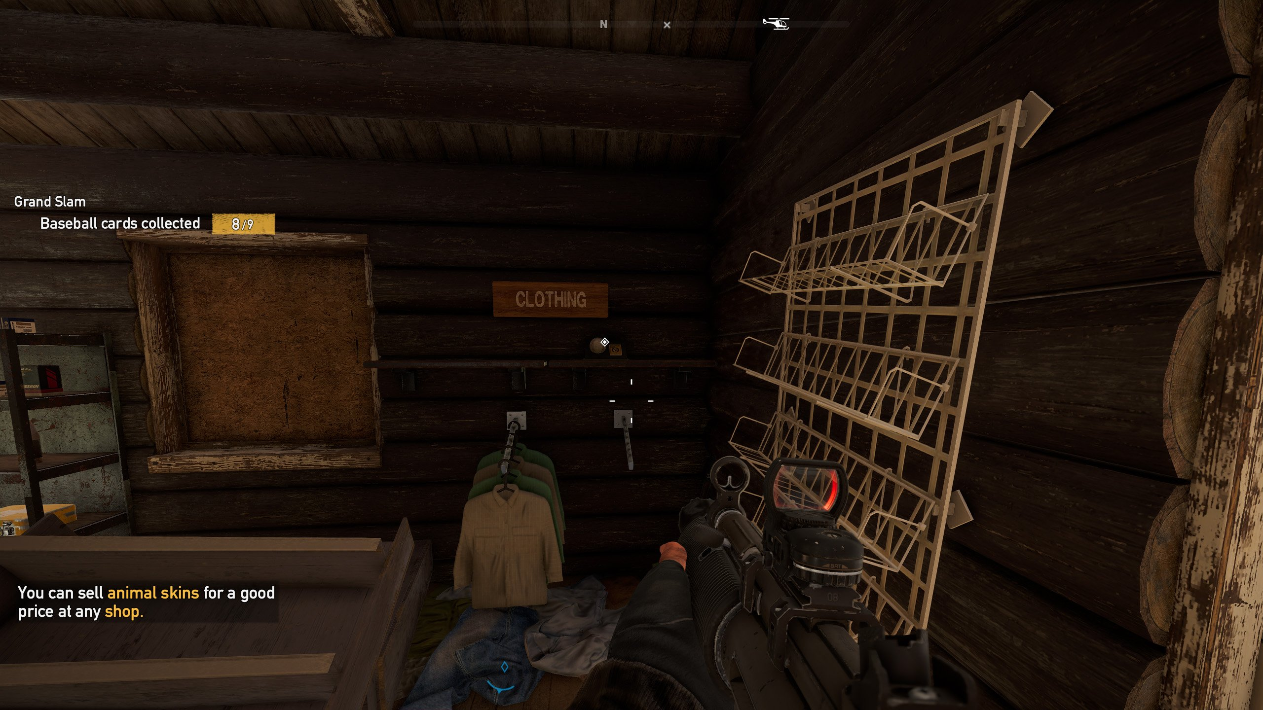 Far Cry 5 Guide All Cougars Baseball Card Locations Allgamers