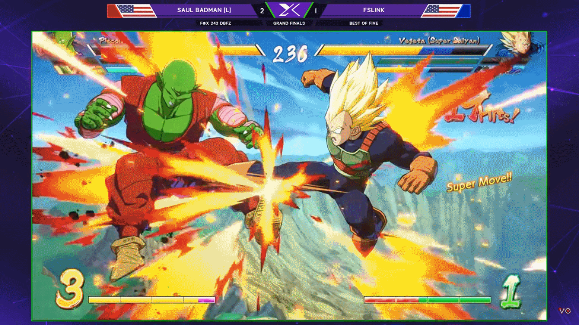 Dragon Ball FighterZ now makes a regular appearance at Xanadu.