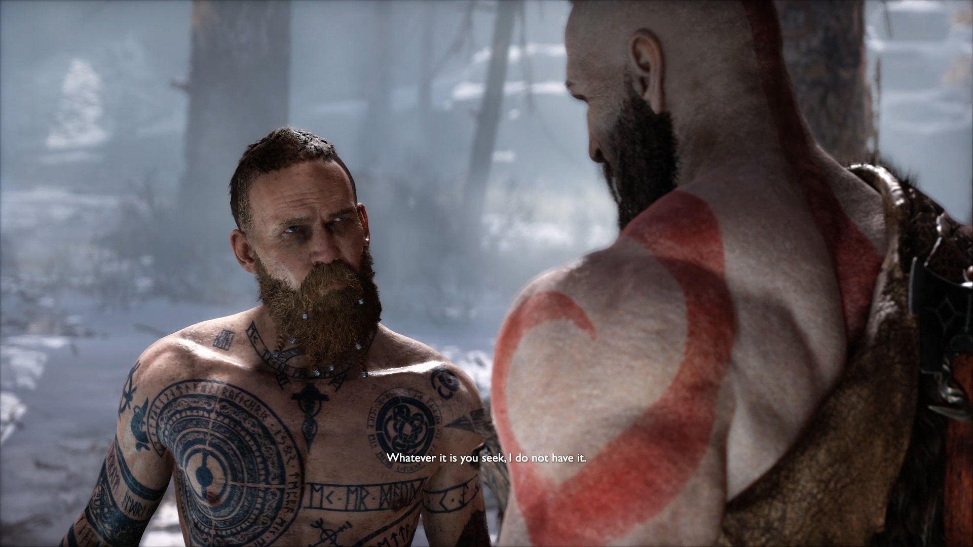 © God of War / Sony Interactive Entertainment / Fair Use