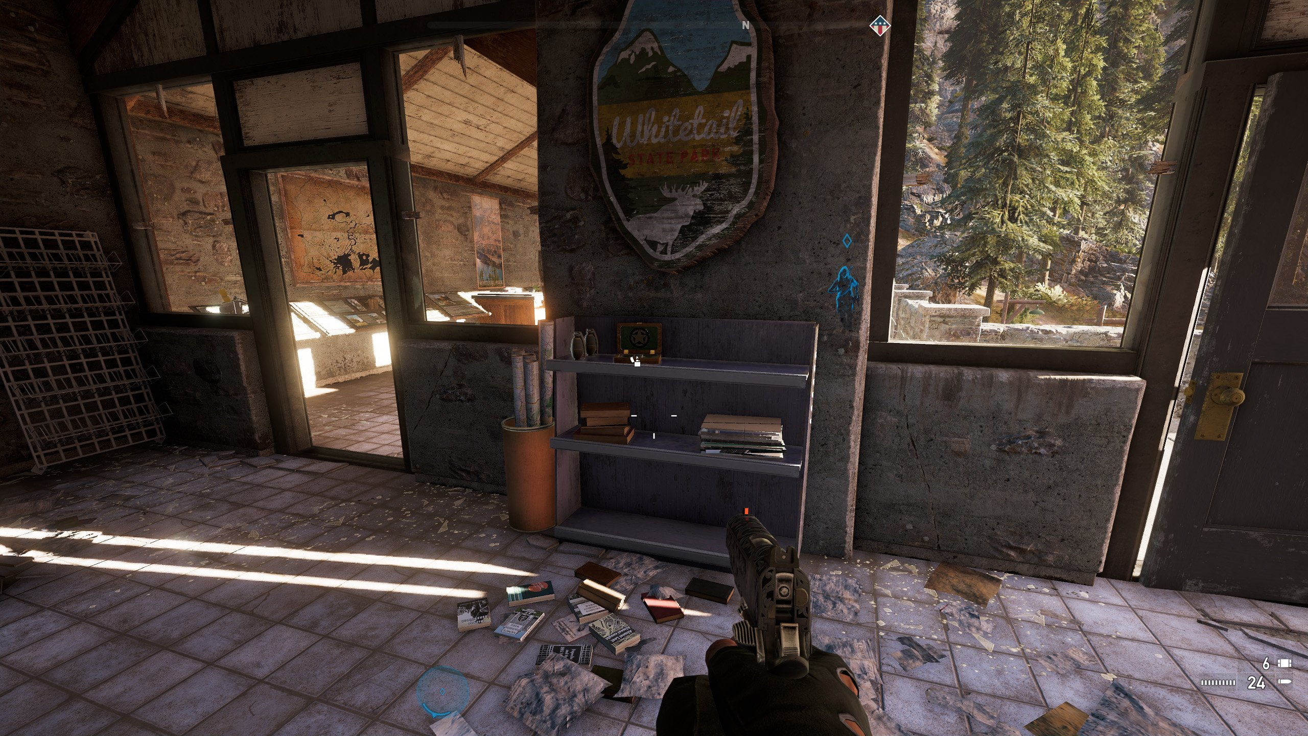 far cry 5 what they carried last lighter