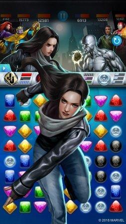 © Marvel Puzzle Quest / D3 Publisher / Fair Use