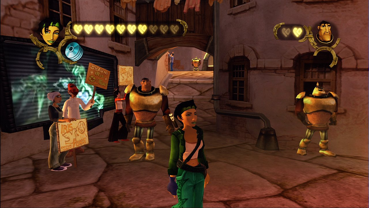 © Beyond Good & Evil / Ubisoft / Fair Use