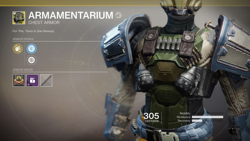 Every new armor set and exotic armor in the Destiny 2 Warmind DLC
