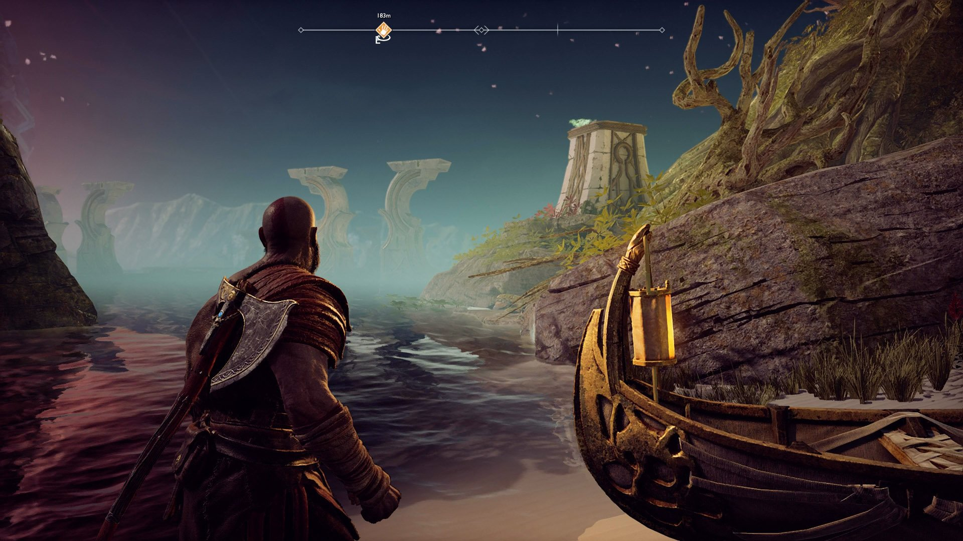 Where To Find All Eye Of Odin Ravens In God Of War Allgamers