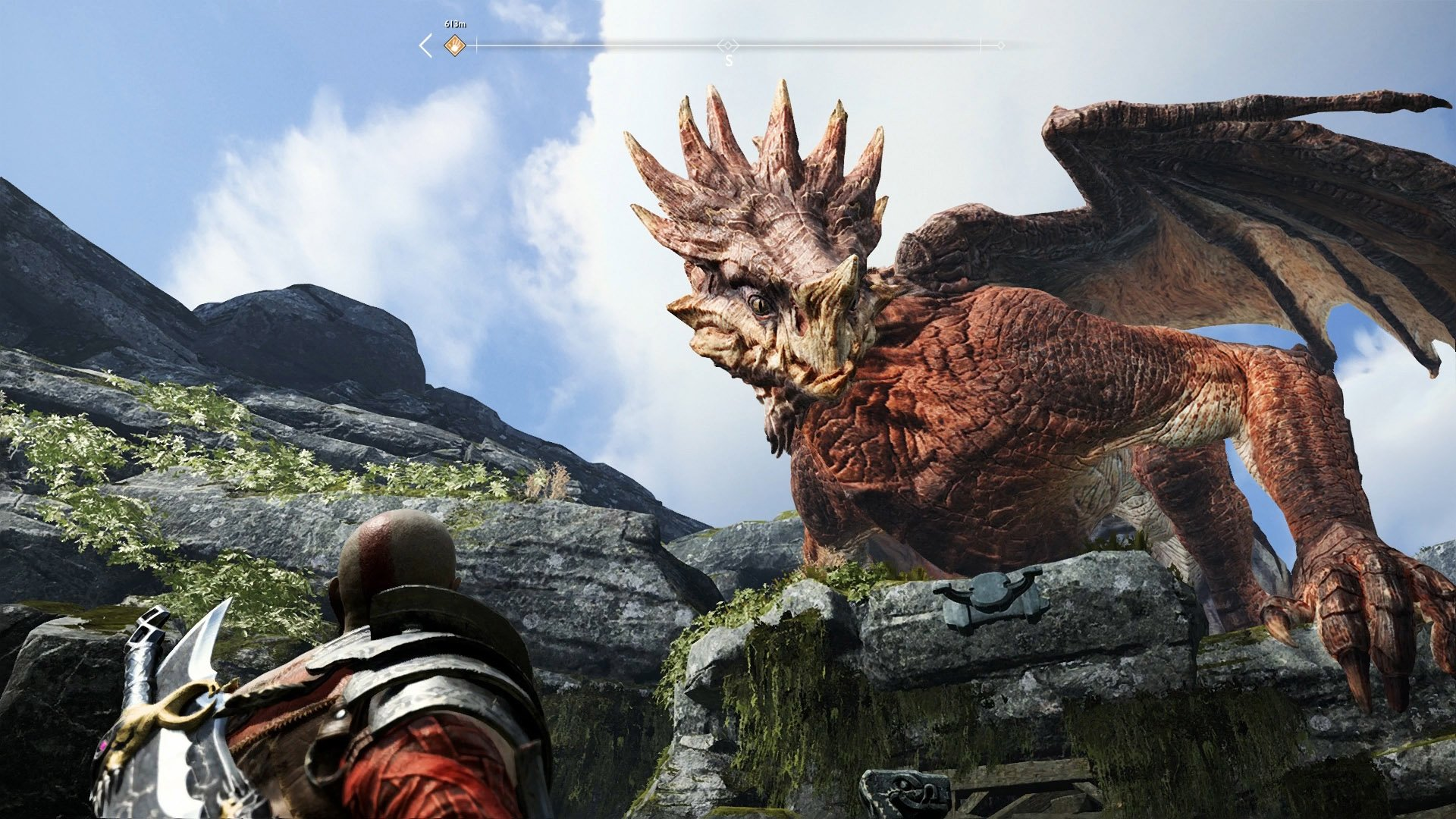 How To Free All The Dragons In God Of War Allgamers