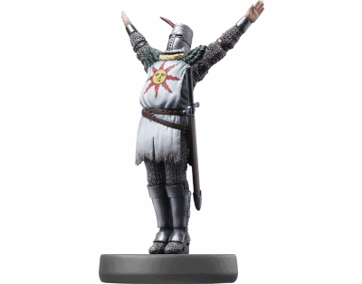 Yes, there's even a Solaire Amiibo