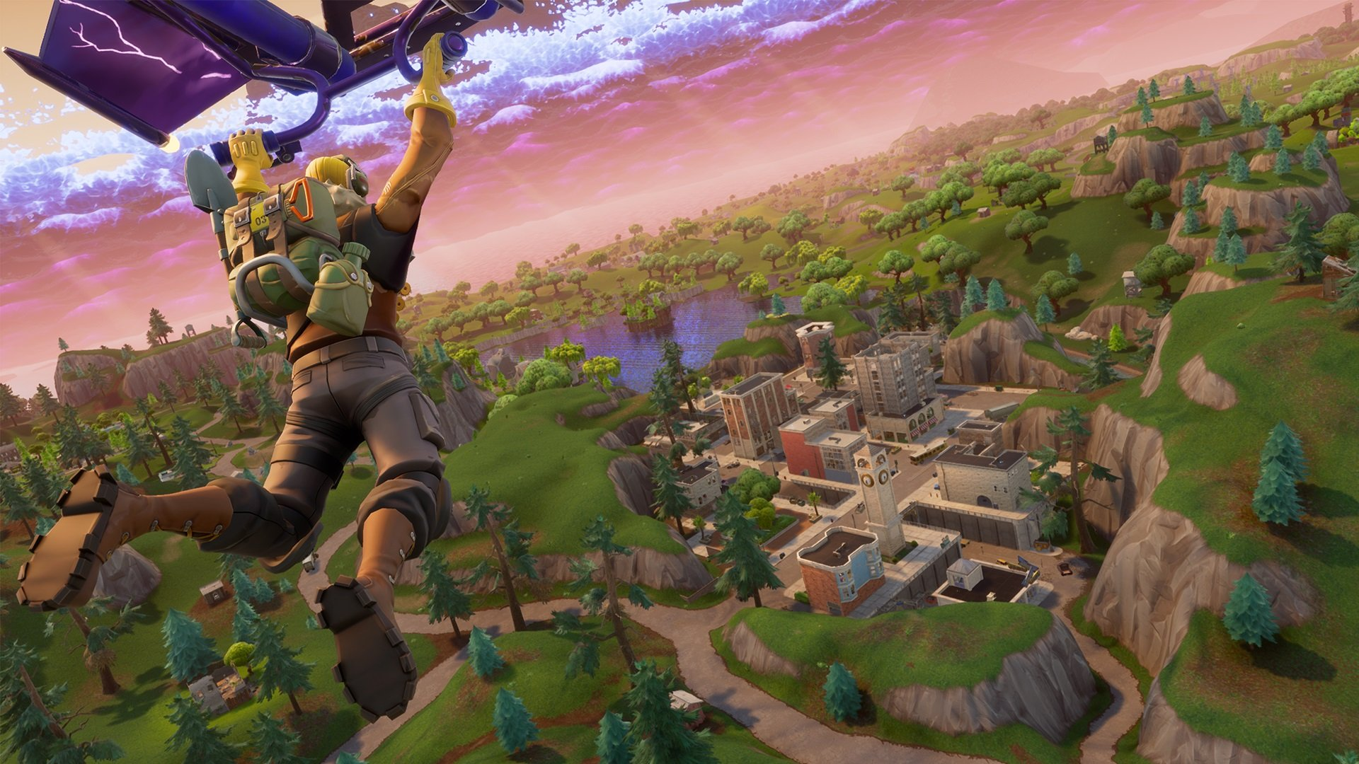 Fortnite was downloaded to Nintendo Switch two million times in 24 hours