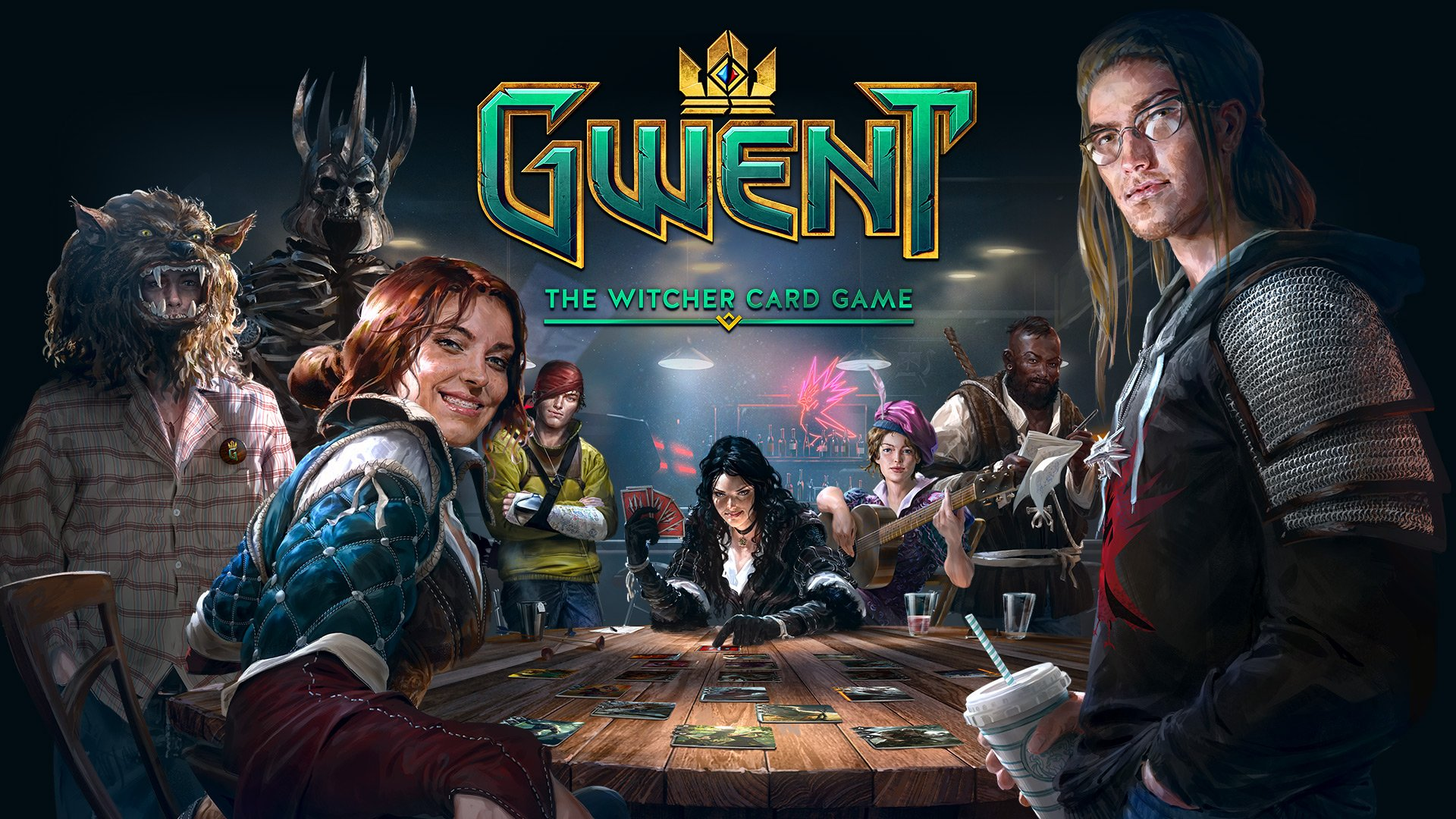 Gwent - The best cross-platform games