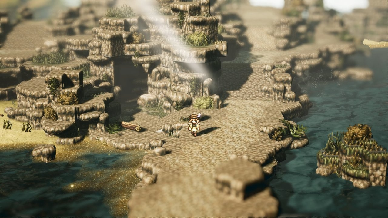 Octopath Traveler Will Have No DLC