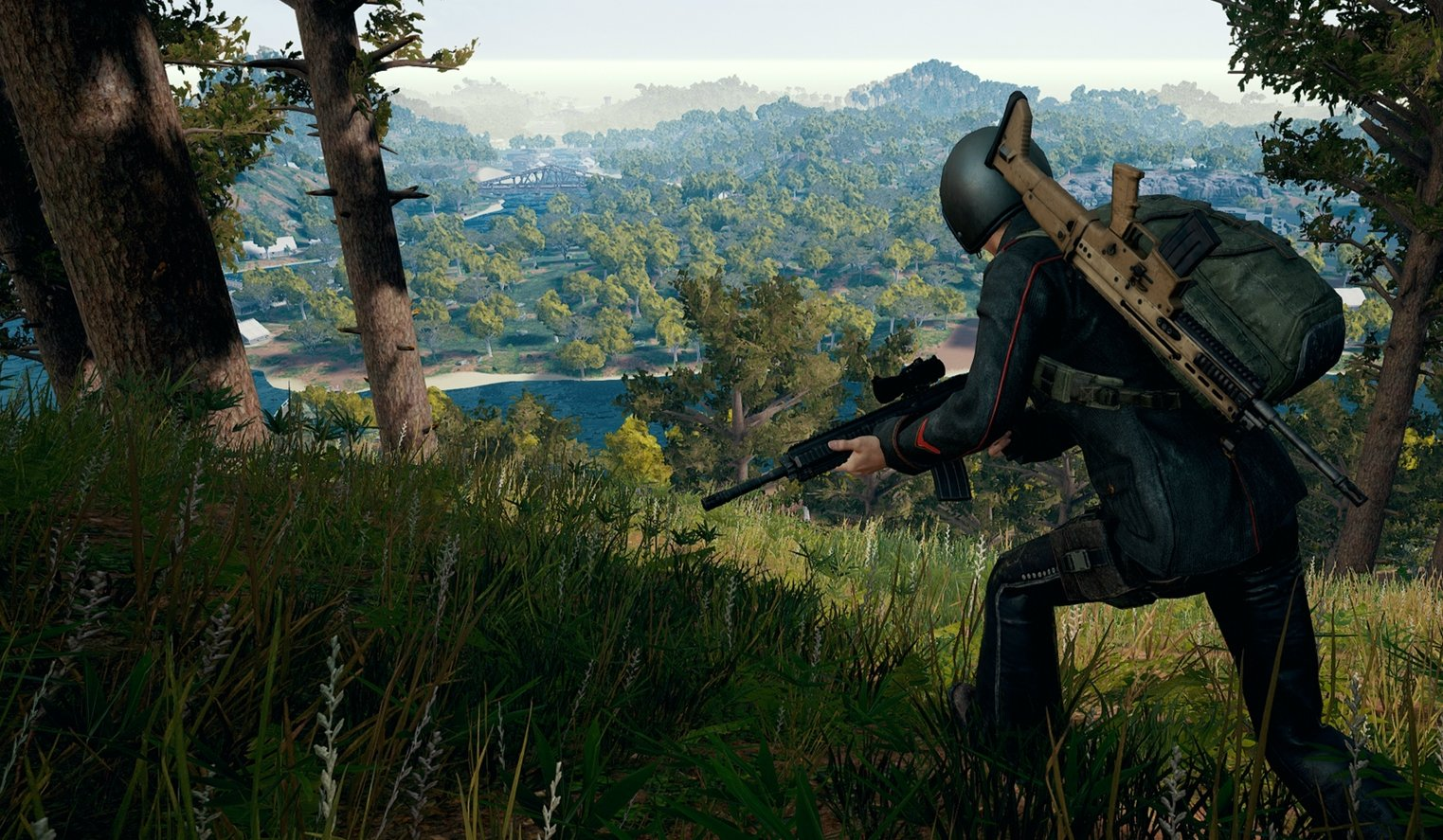 Sanhok map releases to PUBG this Friday | AllGamers
