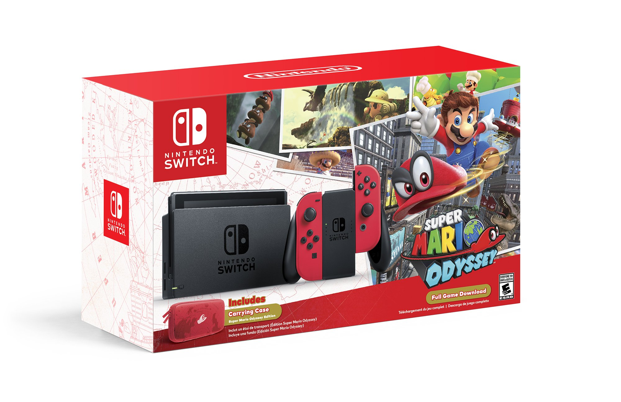 Best Nintendo Switch Deals During Amazon Prime Day 2018 Allgamers