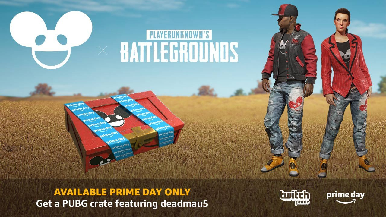 How to get the Deadmau5 Crate in PUBG | AllGamers